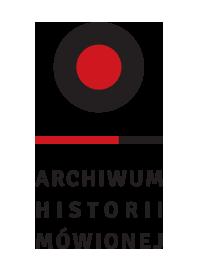 Logo Archiwum Historii Mówionej